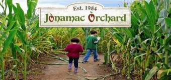 Jonamac Orchard Daylight Corn Maze Coupon
