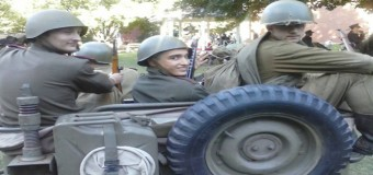 World War II Days at Rockford's Midway Village Museum