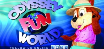Odyssey Fun World Tinley Park & Naperville Coupon