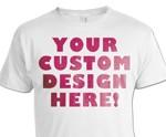 T-Shirts - Custom