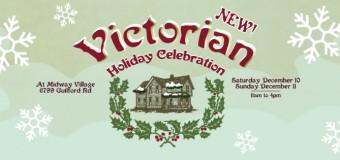 Midway Village Victorian Holiday Celebration!
