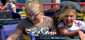 Haunted Trails Family Amusement Park Joliet