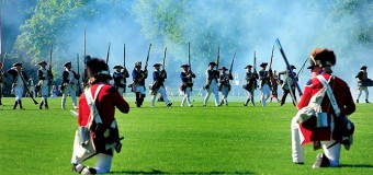 Cantigny Park Revolutionary War Reenactment