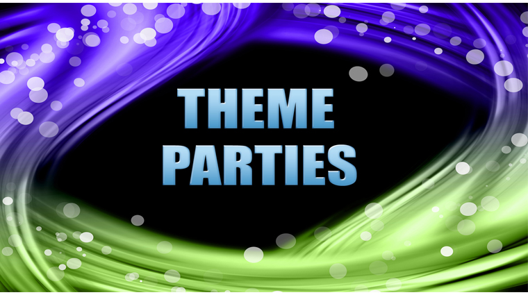 Theme Party Ideas Planning Guide