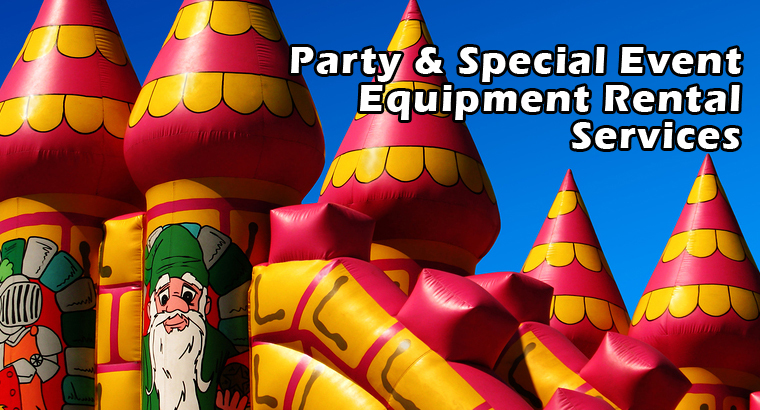 Chicago Party & Special Event Equipment Rental Services