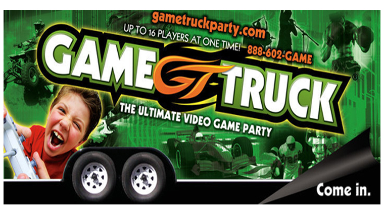 Have Game Truck Visit Your Next Party
