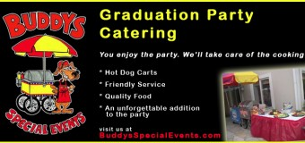 Buddy's Special Events Graduation Party Catering