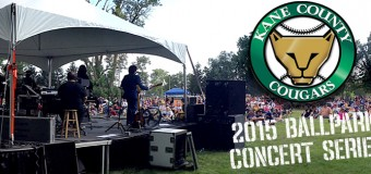 Kane County Cougars Concert Series