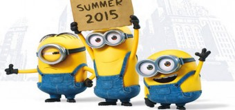 The Minions Are Coming July 10th To A Theater Near You