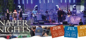 Naper Nights Concert Series