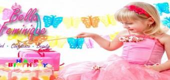 Bella Feminique Children's Party Packages