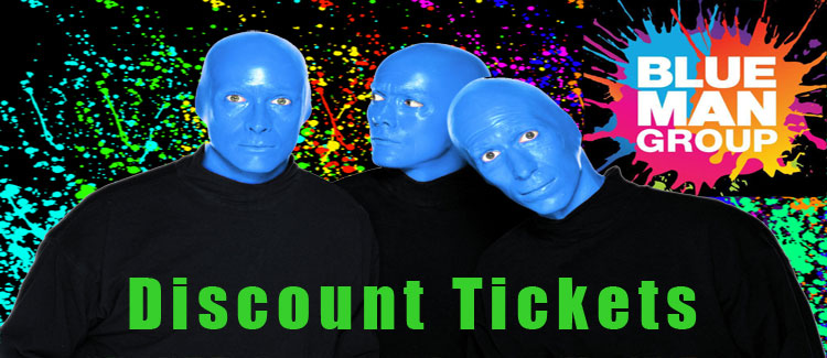 About Blue Man Group. The Blue Man Group is a global phenomenon, and tickets for their shows sell out fast. Rather than waiting to hear a concert advertised in your area, you can visit their main website to see when their shows are and find one that you can attend.