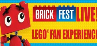 Discount Tickets to Brick Fest Live LEGO Fan Festival In Rosemont Illinois
