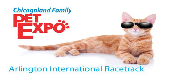 2016 Chicago Family Pet Expo Arlington Park Racecourse
