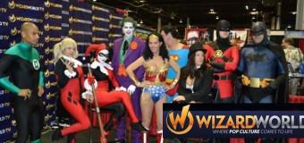 Win VIP Passes To Wizard World Comic Con Chicago 2015