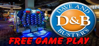 Dave and Buster's Coupon