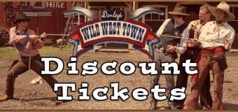 Donley's Wild West Town Discount Tickets