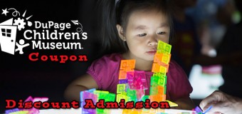Dupage Children's Museum Discount Tickets Coupon