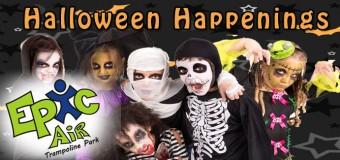 Epic Air Halloween Happenings