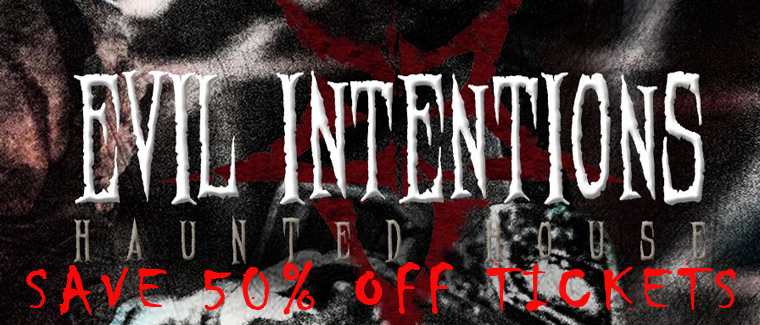 Evil intentions coupon