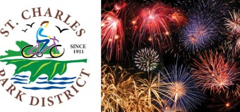 St. Charles Fireworks and Family Fun Abound at Pottawatomie Park 4th of July Celebration