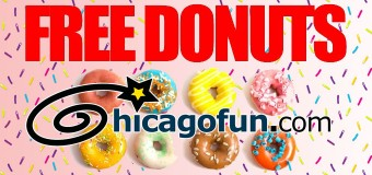 Celebrate Free Donut Day Friday June 3rd