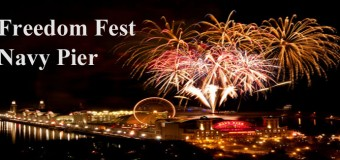 Freedom Fest at Navy Pier
