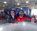 Skydiving - Indoor
