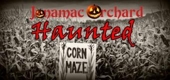 Jonamac Orchard Haunted Corn Maze Coupon
