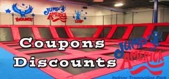 Jump America Indoor Trampoline Park Coupon