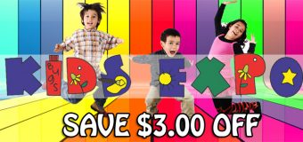 2017 Chicago Kids Expo Coupon