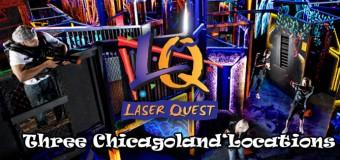 Laser Quest Chicago Area Locations