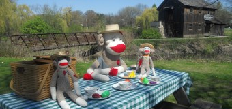 Midway Village Museum <br>Learn Why Rockford Is Home To The Sock Monkey!