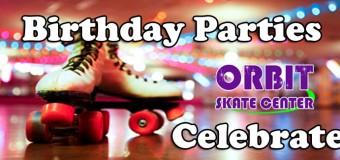 Orbit Skate Center Birthday Party Coupons