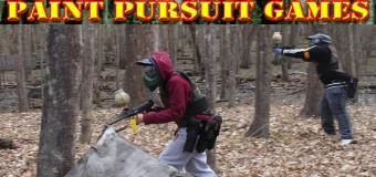 Paint Pursuit Games Coupon