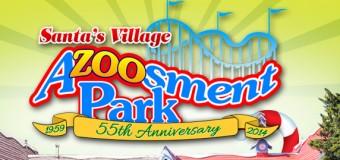 Santa's Village Azoosment Park Win Free Tickets Contest