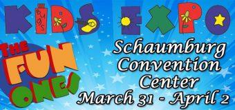 2017 Chicago Kids Expo Entertainment Schaumburg Illinois