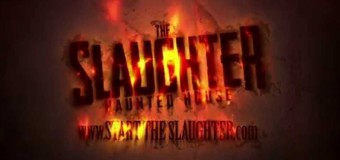 The Slaughter Haunted House Coupon