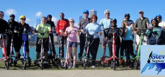Steve's Segway & Trike Tours Chicago Coupon