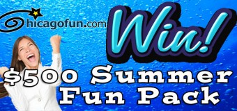 Win A Summer Fun Pack $500 in Free Chicagoland Tickets & Activities