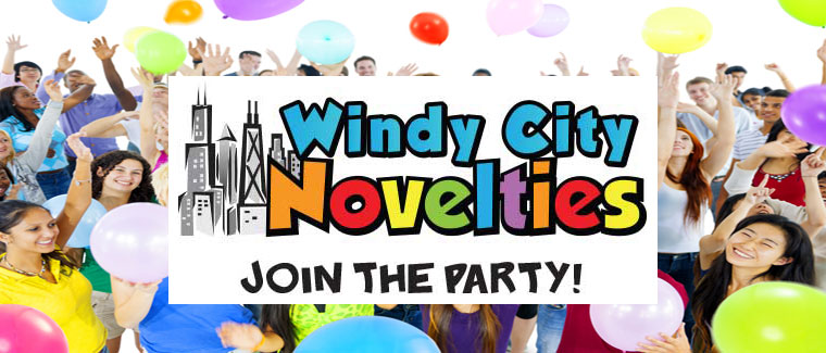 Party For Less With Windy City Novelties. If you want to party in style without having to spend a small fortune, the Windy City Novelties online store has got you covered. Just take a list at our extensive list of % free offer codes for this store and you will know what we mean.