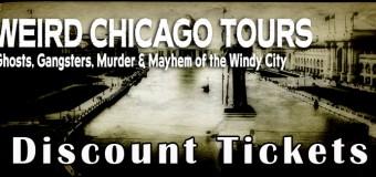 Weird Chicago Tours Discount Tickets