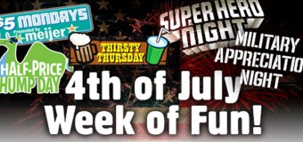 Kane County Cougars July 4th Weekend Homestand