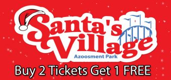Santa's Village Discount Tickets Buy 2 Get 1 Free