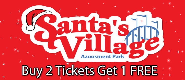 Active Santa's Village Discount Codes & Offers 12222