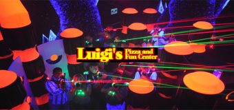 Luigi's Unlimited Laser Tag On Monday's Coupon