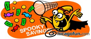 Chicago Fall Fun Coupons