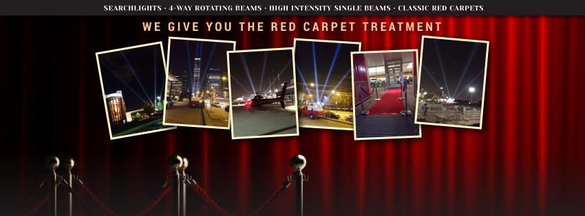 Hollywood Nite Lighter Chicago Searchlight Rentals