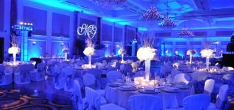 B & B Chair Covers Weddings & Events Design