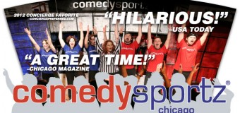 The ComedySportz Theatre Discount Tickets Coupon